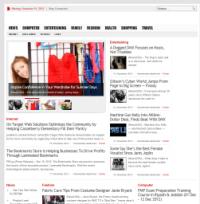News Magazin, Online Portal